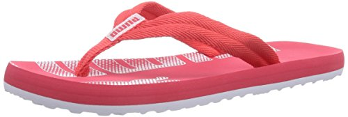 Puma Epic Flip Wn's - Zapatos para mujer rojo - Rot (geranium-white 25)