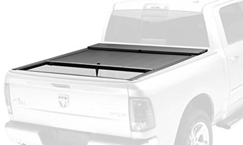Roll-N-Lock LG448M M-Series Manual Retractable Truck Bed Cover for Dodge RAM 1500 SB 2009 (Manual N-lock Roll)