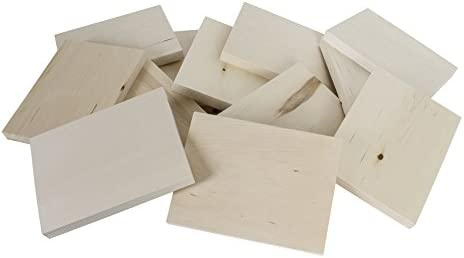 Walnut Hollow Projects Rectangle Basswood product image