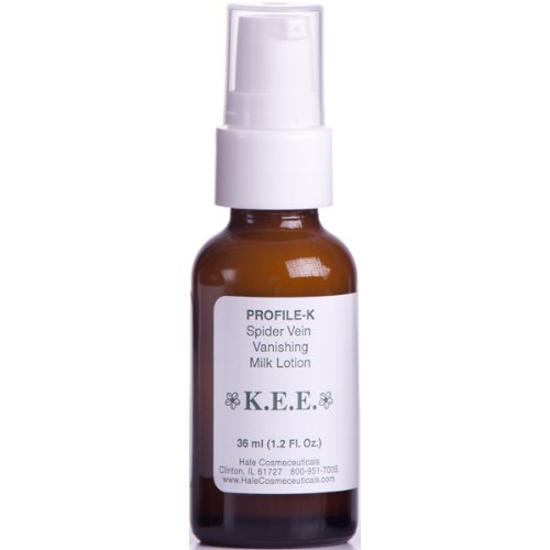 Hale Cosmeceuticals Profile K Spider Vein Vanishing Milk Lotion, 1 oz