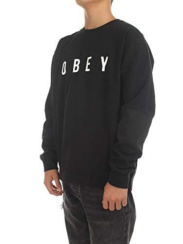 Negro 224180261 Hombre Obey Sudaderas Obey Hombre Hombre Sudaderas Sudaderas Obey 224180261 Negro 224180261 qZ1TTI