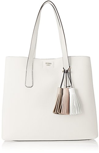 y Bags GUESS bolsos Shoppers hombro Blanco de Mujer White Hobo t4wxFdwa