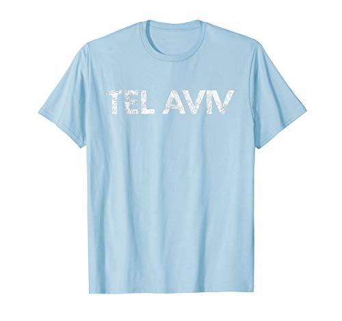 - Tel Aviv Tshirt Israel