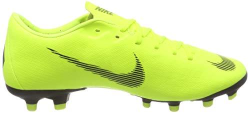 Academy Da 12 Scarpe Vapor volt Unisex Giallo black Mg 701 Calcio Nike Adulto wfXExqq