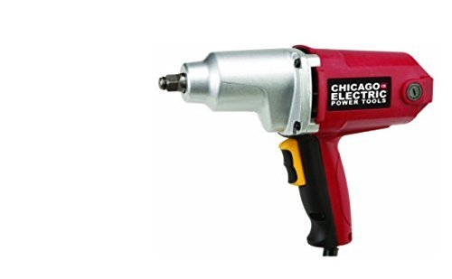 NEW Electric 1/2 in Impact Wrench Gun Reversible Corded REMOVES LUG NUTS ()