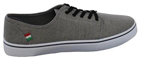 Grey Scarpe Stringate Duke D555 Uomo gY1I1