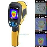 SLB Works Brand New Professional Handheld Thermal Imaging Visible Camera IR Infrared Thermal Imager