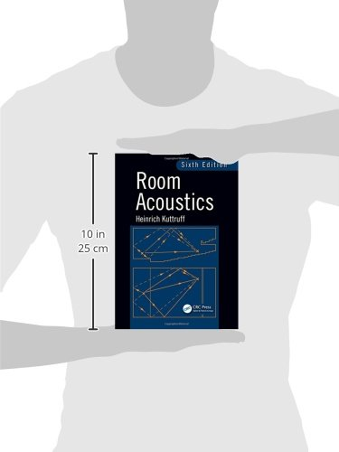 Room Acoustics, Sixth Edition by CRC Press