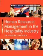 Download Human Resource Management In The Hospitality Industry An Introductory Guide 8th EDITION pdf