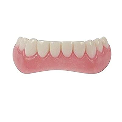 Billy Bob Secure Smile Novelty Temporary Cosmetic Teeth Makeover- For Lower Teeth: Toys & Games