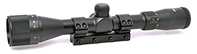 Hammers 3-9x32AO Air Rifle Scope with One-Piece Mount by Hammers