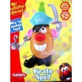 Pirate Mr Potato Head (Playskool Mr. Potato Head Pirate)
