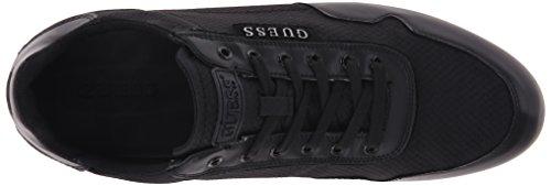 Indovina Mens Teddie Fashion Sneaker Nero