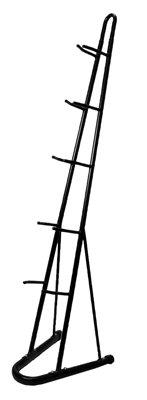 CanDo Plyometric Ball Rack - 5-ball Capacity - Vertical