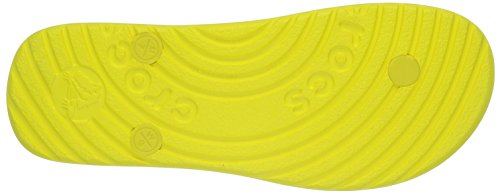 burst Hawaii Tongs Femme Jaune Crocs HwqFxAIA