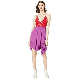 Free People Women's Adella Slip Dress