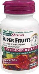 Herbal Actives Super Fruits libération prolongée - 30 - Tablet