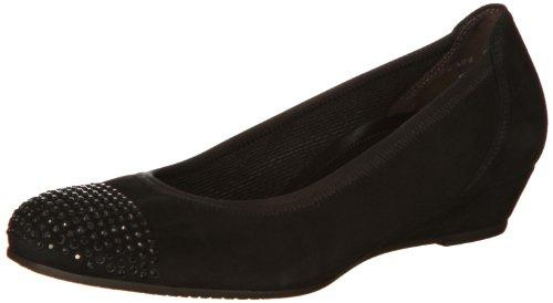 Confort Noires schwarz Des Schwarz Gabor De Chaussures schwarz De Femmes Ballerines qwwPIf0