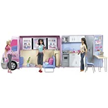 Barbie Hot Tub Party Bus Vehicle Play Set