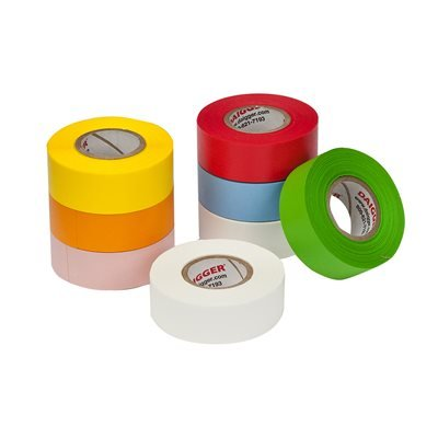 Daigger Rainbow Tape, Half Inch by 500 Inch, Product # DAI-T14-27-C by DAIGGER