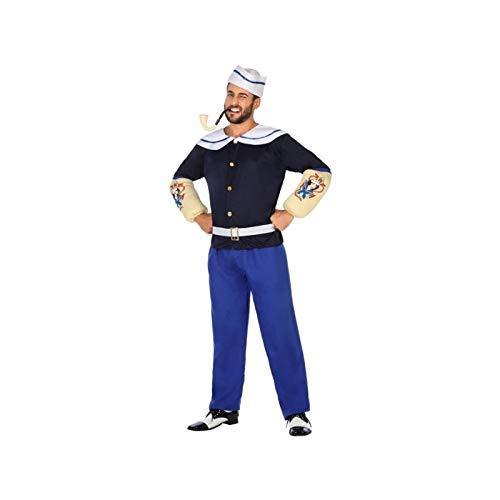 Atosa-54498 Atosa-54498-Disfraz Marinero-Adulto M a L-Hombre ...