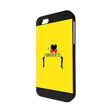 buy popular 4bf99 b88fb Forever 21 Brand Logo Series Anti Drop Case for iPhone 5S/iPhone 5 ...