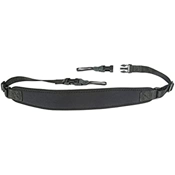 OP/TECH USA 1001062 Super Classic Strap - Uni Loop (Black)