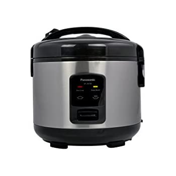 Panasonic SR-JN105 5-Cup (Uncooked)  Electric Rice Cooker & Multi-Food Steamer