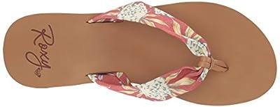 Roxy Women's Paia Knotted Sandal Flip-Flop