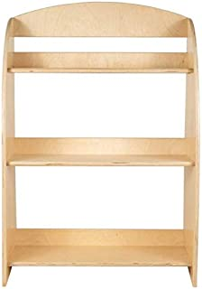 product image for Little Colorado Wooden Children's Book Shelf in Natural