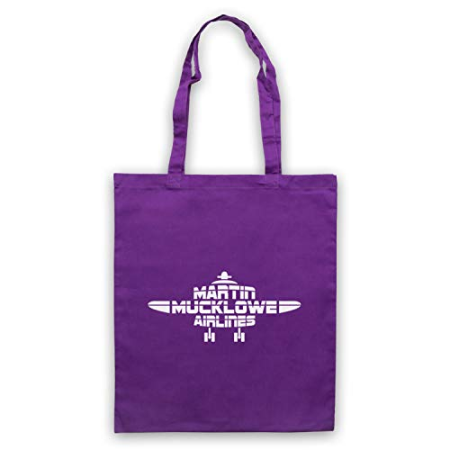 Mucklowe D'emballage Sac Apparel Unofficial By Airlines Martin Country Violet This Inspired xBzqaXf