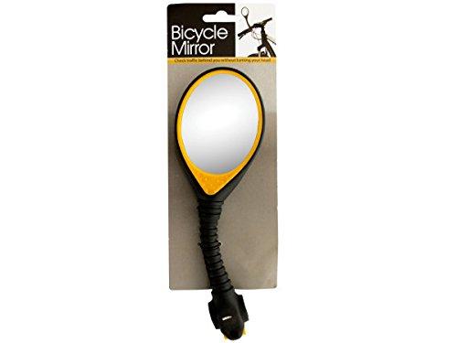 Adjustable Bicycle Rearview Mirror - Set of 2