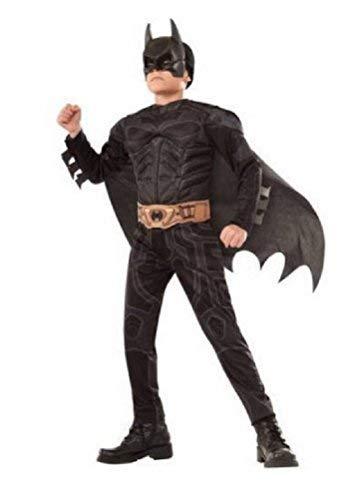 Boys Batman The Dark Knight Costume Small 4-6 ()