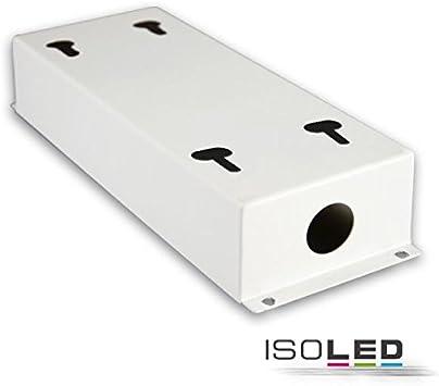 ISO LED transformador de/montaje Caja para panel sin marco ...