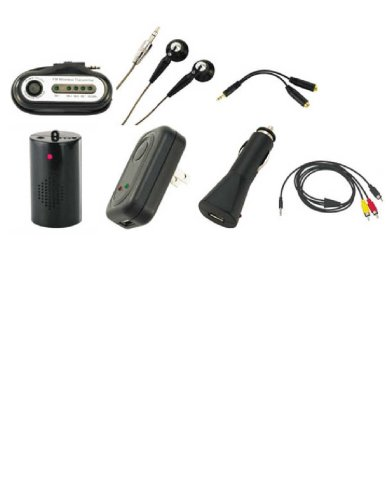 SUPERSONIC 8 IN 1 ACCESSORIES KIT FOR ALL MP3/MP4 PLAYERS