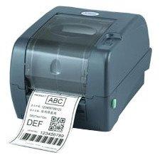 - TSC 99-127A027-00LF Desktop Thermal Transfer Barcode Printer, TTP-345, 300 dpi, 5 IPS, 3 Port, USB/Serial/Parallel