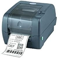 TSC 99-127A027-00LF Desktop Thermal Transfer Barcode Printer, TTP-345, 300 dpi, 5 IPS, 3 Port, USB/Serial/Parallel