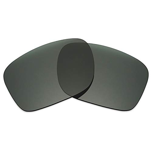 (Mryok Polarized Replacement Lenses for Oakley Holbrook - Grey Green)