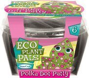 DuneCraft Eco Plant Pals – Polka Dot Patty