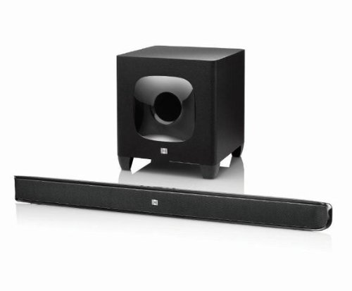 JBL-Cinema-SB400-Soundbar-Speaker-System-Black