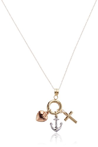 close gold s rgt hope pendant to lauren rose medical id heart my necklace
