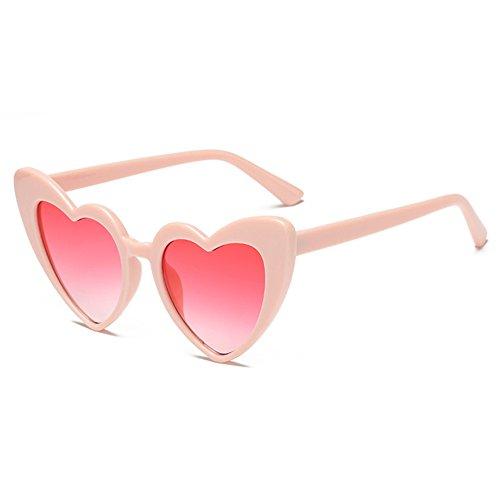de NIFG mode créatives 145 lunettes de d'amour B gradient de Lunettes 44mm de soleil 150 BrwS5qRUw