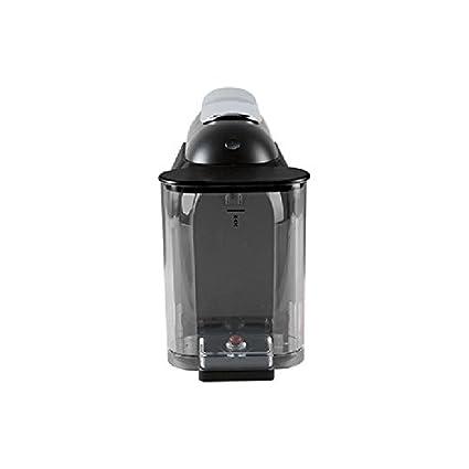 Delta Q Qool evolución máquina de café (brillante negro): Amazon.es: Industria, empresas y ciencia