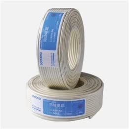 As Tony SYWV75-5 coaxial cable copper CCTV line double-shielded digital cable line monopoly