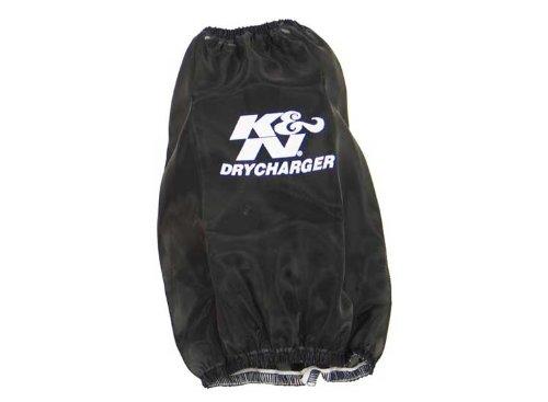 K&N RF-1035DK Black Drycharger Filter Wrap - For Your K&N RF-1035 Filter K&N Engineering