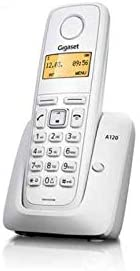 Gigaset TELEFONO INALAMBRICO Siemens A120 DECT BLA