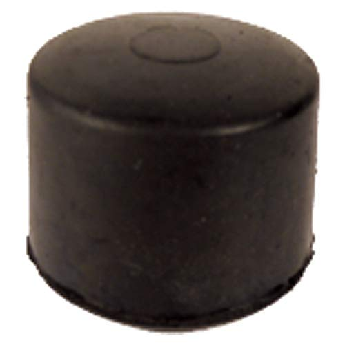 Black Rubber Mallet Replacement Tip - Model RM24TB