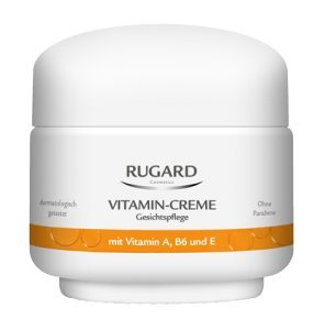 Rugard - Vitamin Cream Facial Skin Care for Mature Skin 100ml 3.4 OZ