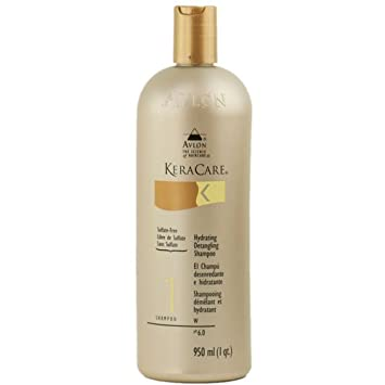 Superb Amazon Com Avlon Keracare Hydrating Detangling Shampoo 32 Oz Short Hairstyles Gunalazisus