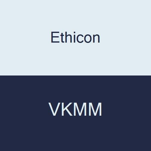 Ethicon VKMM Vicryl Surgical Mesh, Knitted, Sterile, Absorbable, 6'' Width, 6'' Length (Pack of 3)